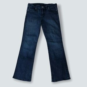 Kut From The Kloth Boot Cut Jeans Flap Pocket 8